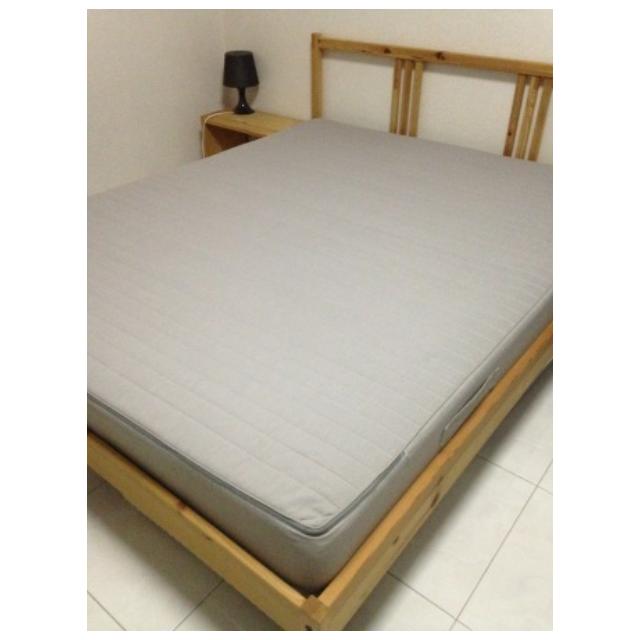 Ikea Queen size bed set