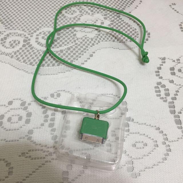iphone/ipad 塑膠彈性掛鏈