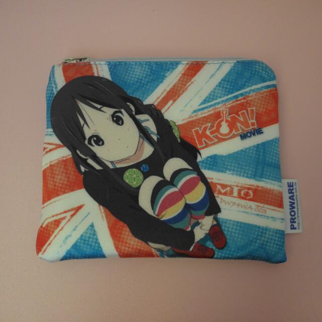 K-ON!零錢包 收納包💲
