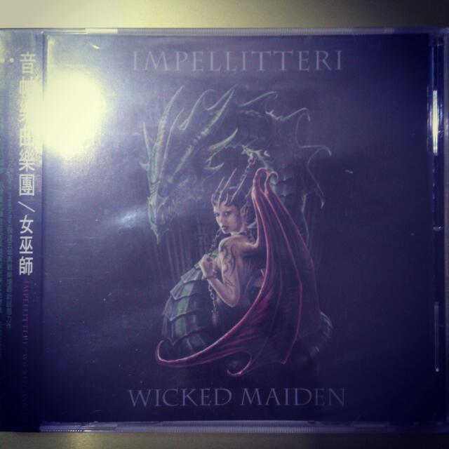 lmpellitteri音帕樂團-Wicked Maiden女巫師