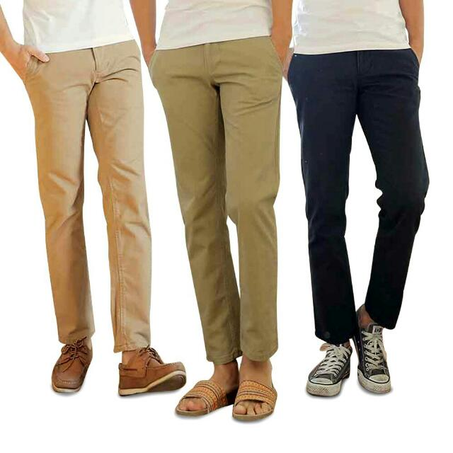 Men's Fit Pants - Korean Design