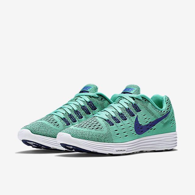 buy online 913c6 b9fe9 Nike LunarTempo (Women) - Menta Black White Blue Legend, Women s ...