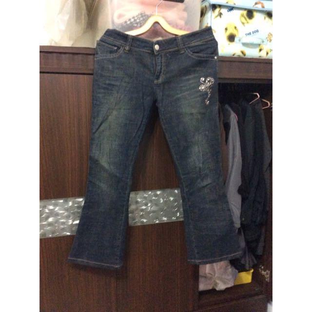 Stockton Jeans 牛仔長褲XL