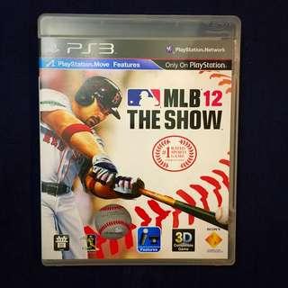 MLB 2012 The Show (全新)