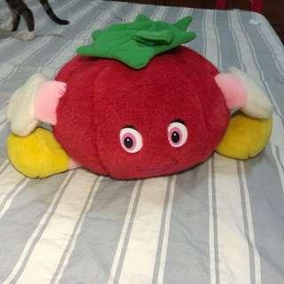 可愛蕃茄娃娃