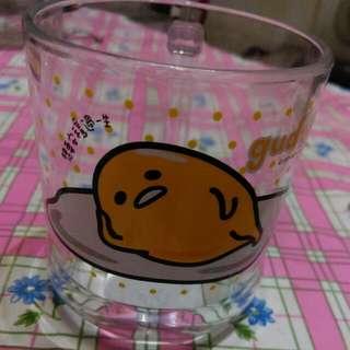 蛋黃哥杯子/塑膠杯/漱口杯/冷飲杯/透明杯