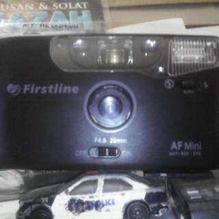 Firstline Analog Camera (Used)