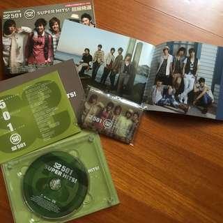 降✨SS501限定盤CD+DVD