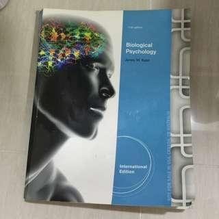NTU HP2200 Biological Psychology 11th Edition