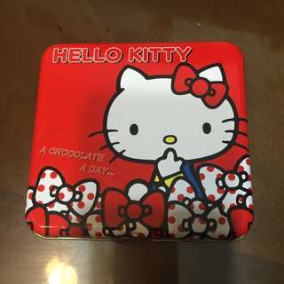 日本進口Hello Kitty 巧克力