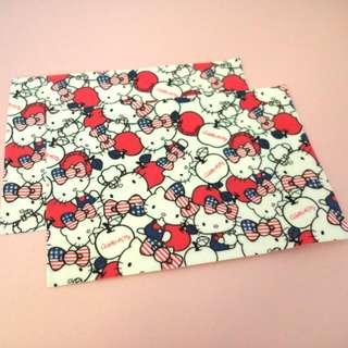 Hello Kitty 貼布(兩入)
