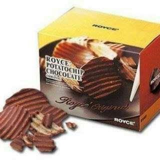 日本巧克力波卡