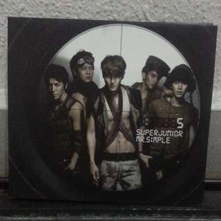 Super Junior Album Repackaged 5jib