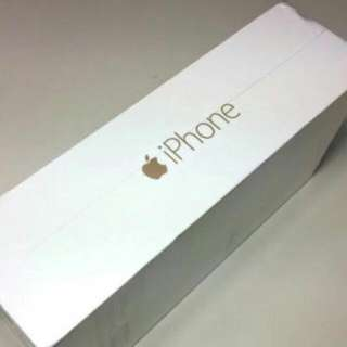 Iphone 6 Gold 64GB Brand New Sealed(Telco Set)