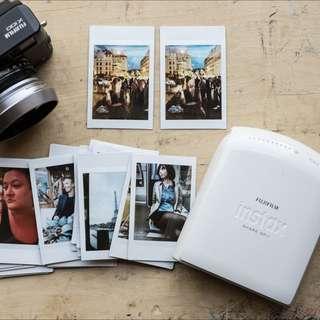 Fujifilm Instax Share Polaroid Printing Service