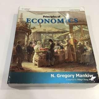 大一商院必用!Mankiw 經濟學原理