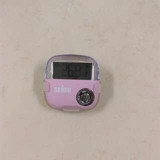 聲寶計步器(含運)