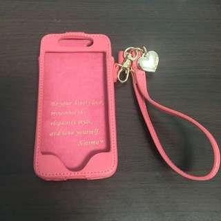 Saime S aime iphone 5 5s 手機套 手機殼 粉紅