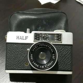 HALF復古相機