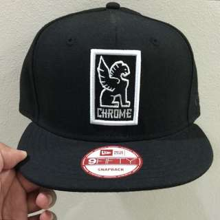 Brand New Chrome Industries Snapback