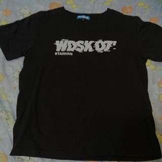 WDSK T恤
