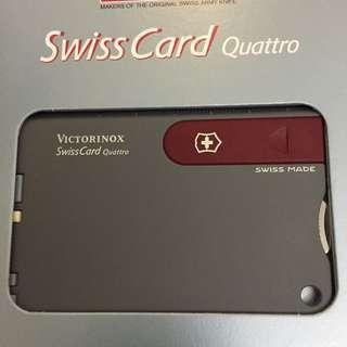 全新卡片瑞士刀