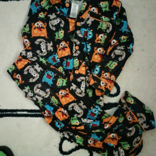 3 Sets Of Pajamas