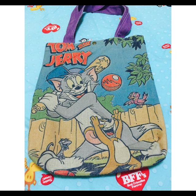 湯姆貓與傑利鼠包包