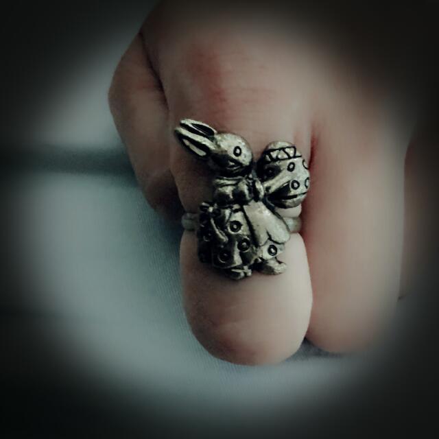 🐰兔子戒指