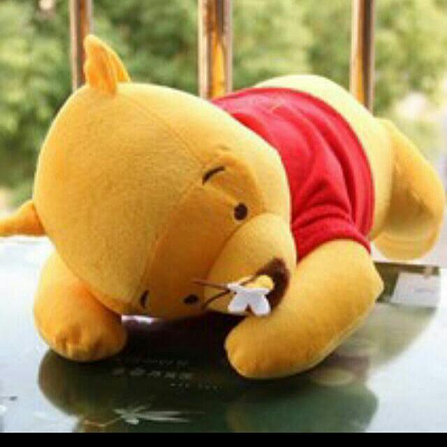 小熊維尼★療癒系午睡枕