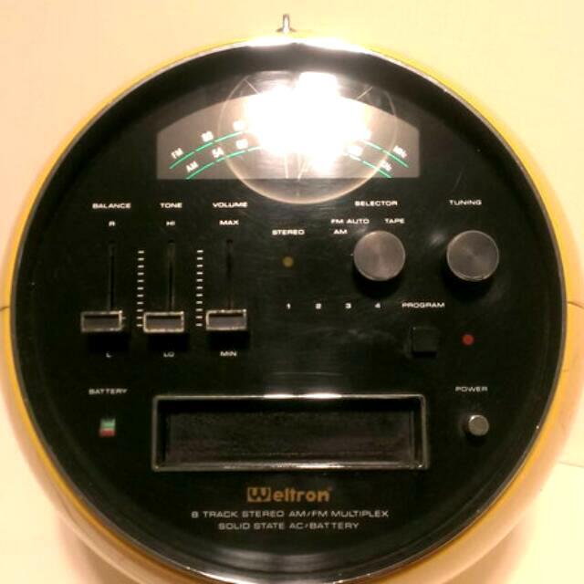 古董 收音機 SPACE AGE