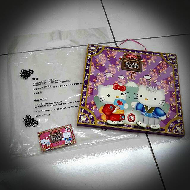 #經典收藏# hello kitty 祝福年曆 含運