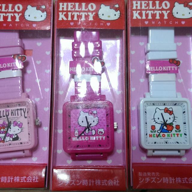 日本帶回 Ki手錶