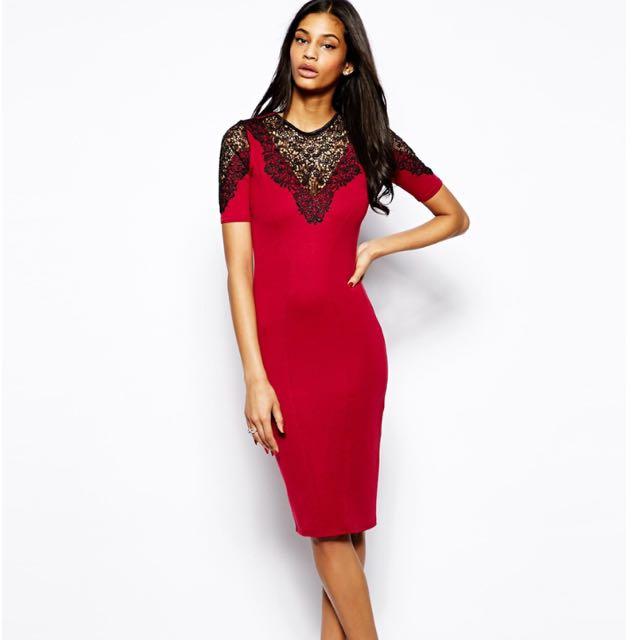 *BRAND NEW* ASOS Body Con Dress