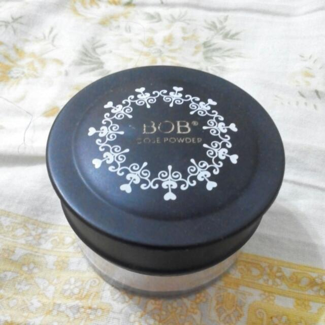 BOB,晶透柔光蜜粉,01象牙白