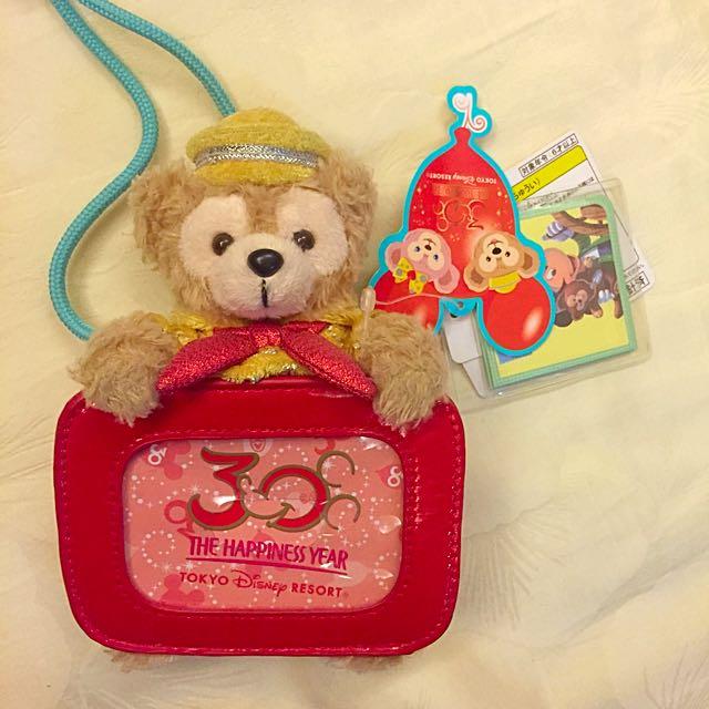 (待匯款)Disney Duffy30週年票卡夾💗