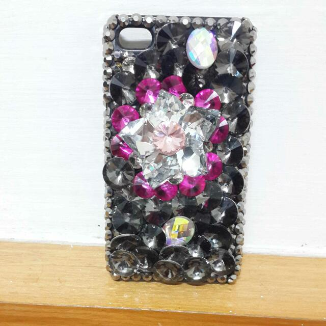 iphone 4s 水晶殻