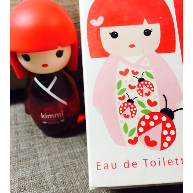Kimmi-Millie 米莉香氛娃娃香水