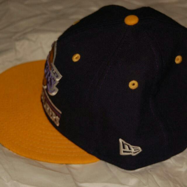 Los Angeles Lakers New Era 9Fifty Snapback