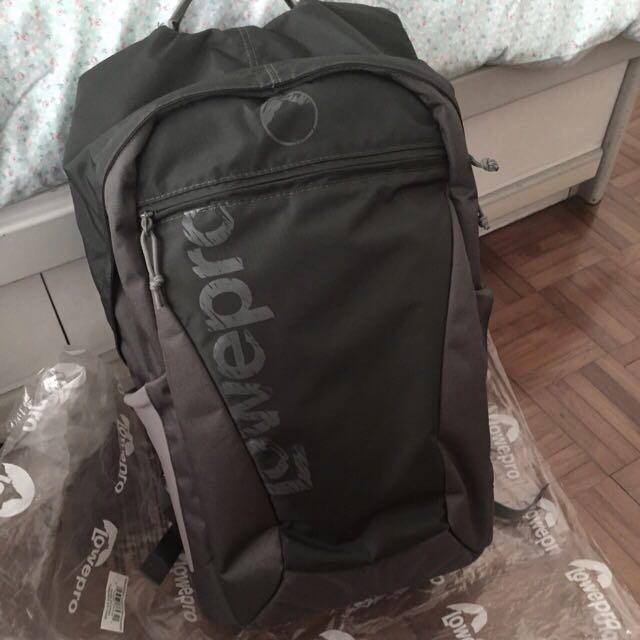 Lowepro hatchback 22L camera bag backpack