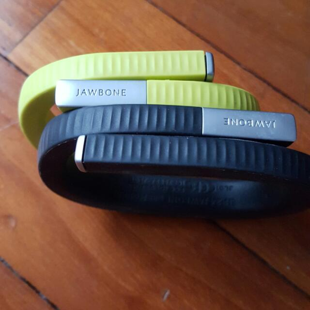 Pair Of Jawbone Up24 Both For $100