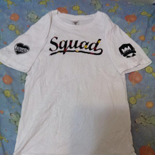 Squad T恤