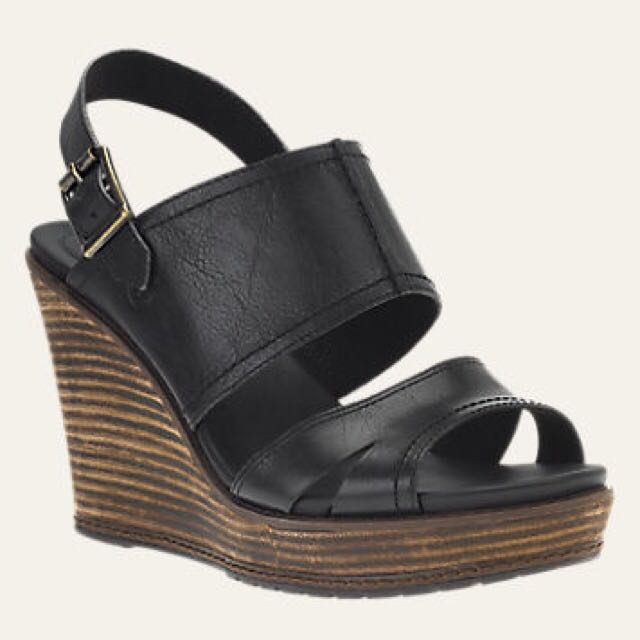 b3055c4e749 Timberland Wedge Sandal (Brand New In Box)