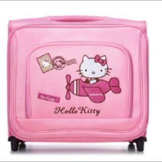 🎀全新 Hello Kitty 粉紅旅行箱