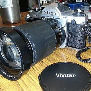 NIKON FM2     135底片單眼相機
