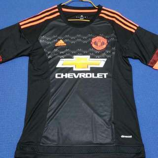 Manchester United 3rd Kit Jersey