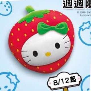 麥當勞/麥麥幫/hello Kitty/草莓