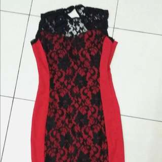 red dress (RESERVED)