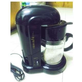 SANYO 黑色 咖啡機