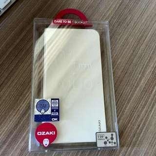 OZAKI iPhone6+ 專用翻蓋皮套